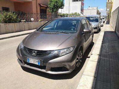 usata Honda Civic 1.6 i-DTEC Lifestyle HDD Sat Navi