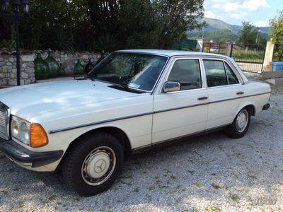 second-hand Mercedes 240 d 1982