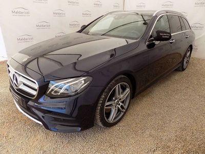 usata Mercedes E220 Classe E (W/S213)S.W. 4Matic Auto Premium