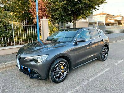usata Alfa Romeo Stelvio 2.2 Turdodiesel 210 Cv AT8 Q4 Super