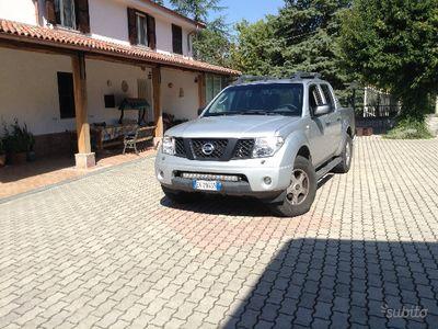 usata Nissan Navarra D 40