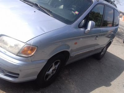 brugt Hyundai Trajet - 2002