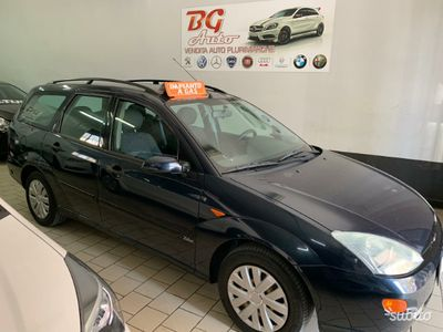 brugt Ford Focus sw 1.6 gpl scad 2028 unico pro 2001