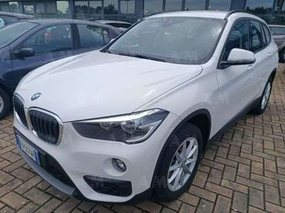 usata BMW X1 sdrive18i Advantage 140cv sdrive 1.8i 140 cv advan