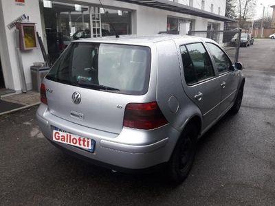 usata VW Golf 1.6 cat 5 porte Comfortline