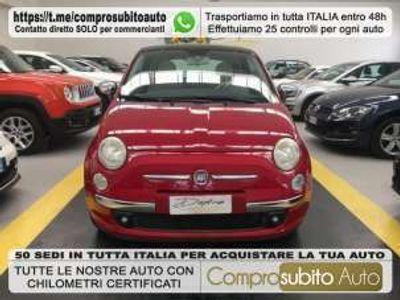 usata Fiat 500 1.2 Benzina