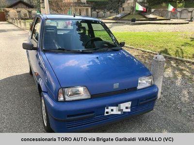 gebraucht Fiat Cinquecento 900i cat SX rif. 11300519