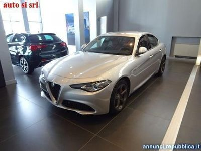 usata Alfa Romeo Giulia 2.2 Turbodiesel 190 CV AT8 Executive
