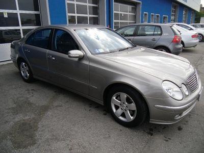 usata Mercedes E240 cat Avantgarde km 58000