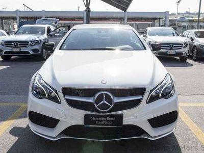 usata Mercedes E220 Coupe - C207 Diesel coupe 220d (BT) Premium E6