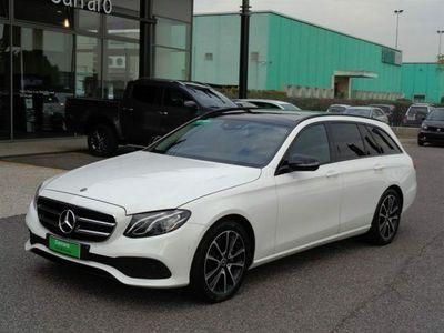 usado Mercedes E220 E 220AUTOMATIC BUSINESS SPORT SW 213