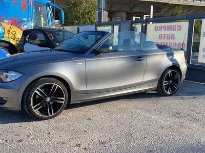 usata BMW 118 Cabriolet 118d 2.0 143CV Cabrio Attiva