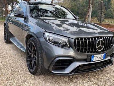 usata Mercedes GLC63 AMG AMG S 4Matic Coupé. tetto / burmester / telec.360