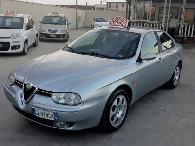 gebraucht Alfa Romeo 1900 156jtd 115 CV PERFETTA CON GANCIO TRAINO KM CERT
