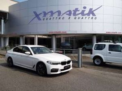 usata BMW 540 d xDrive Msport