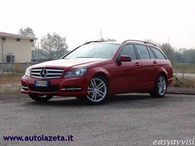 usata Mercedes C220 CLASSE CCDI S.W. BlueEFFICIENCY Executive