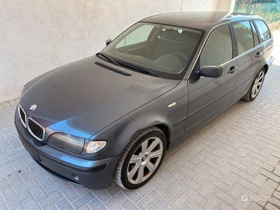 usata BMW 330 d turing 184 cv per export