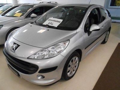 used Peugeot 207 1.4 8V 75CV 3p. GPL