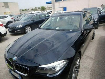 usata BMW 525 d xDrive Touring Luxury FULL CERCHI 19