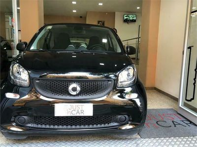 usata Smart ForTwo Cabrio Fortwo 70 1.0 twinamic Youngster