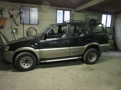 gebraucht Nissan Terrano II - 2001