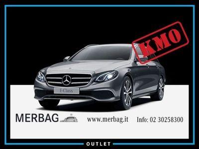usata Mercedes E300 Classe E - S213 SWS.W. Auto EQ-Power Business Sport >Outlet<