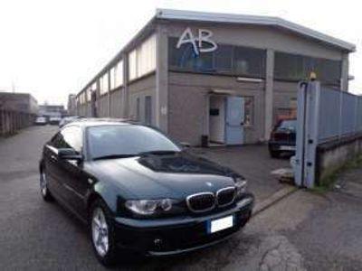 usata BMW 318 Serie 3 (E46) Ci (2.0) cat