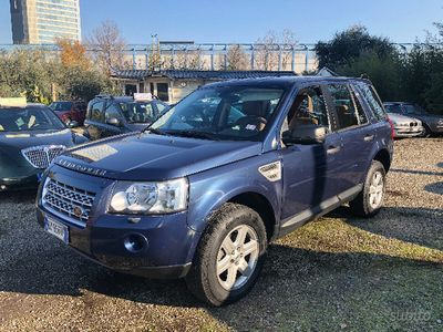 used Land Rover Freelander 2.2 TD4 S.W. XS