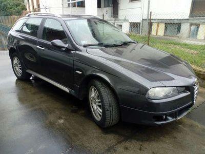 brugt Alfa Romeo Crosswagon 156 1.9 JTD 16VQ4 Luxury