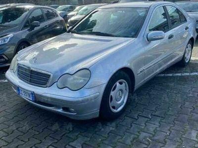 usata Mercedes C220 CDI cat Classic