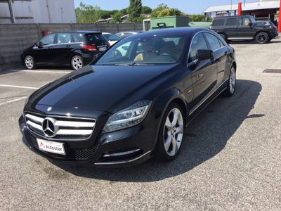 used Mercedes CLS350 CLS Classe Cls (x/c218)Cdi Blueefficiency