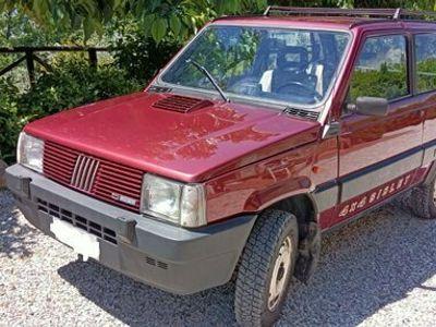 usata Fiat Panda 4x4 Sisley ORIGINALE ASI - 1988