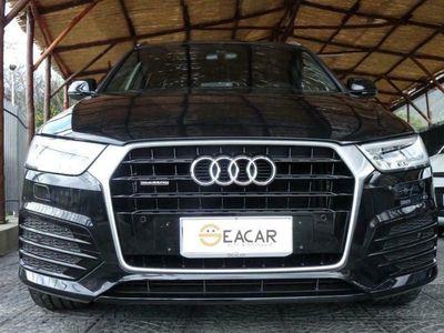 usata Audi Q3 2.0 TDI quattro S tr. S Line Edition