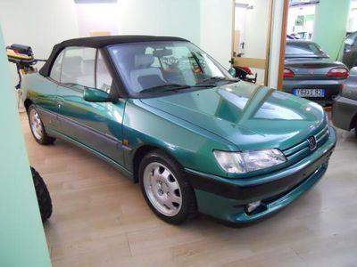 used Peugeot 306 Cabriolet cat Roland Garros