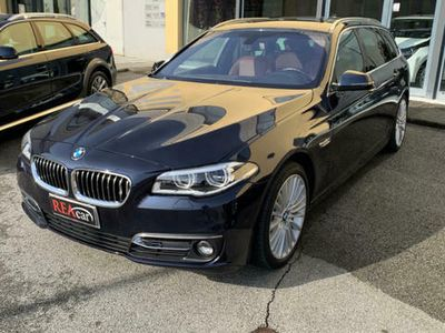 usata BMW 530 Serie 5 (F10/F11) xDrive 249CV Touring Luxury