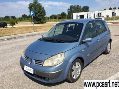 usata Renault Scénic 2ª serie
