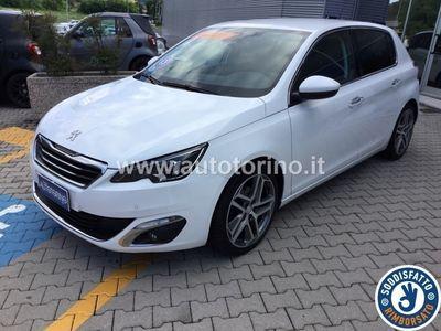 usata Peugeot 308 3085p 1.6 e-hdi 8v Allure s&s 115cv Fap