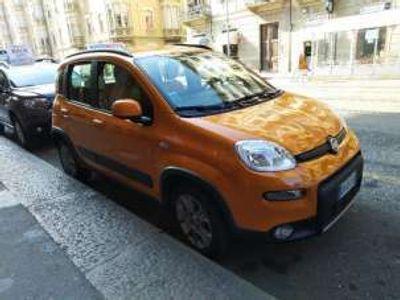 usata Fiat Panda Cross benzina