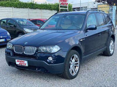 usata BMW X3 3.0d cat Futura