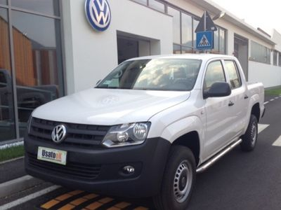 brugt VW Amarok Amarok2.0 TDI 140 CV 4Motion Permanente