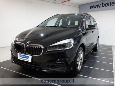 usata BMW 216 Gran Tourer Serie 2 d Advantage 7p.ti auto