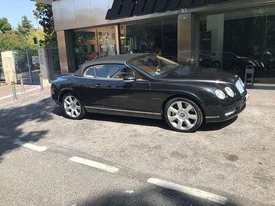 usata Bentley Continental GTC (Cabriolet)