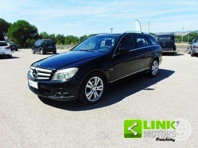 usata Mercedes C220 CDI BlueEFFICIENCY Elegance