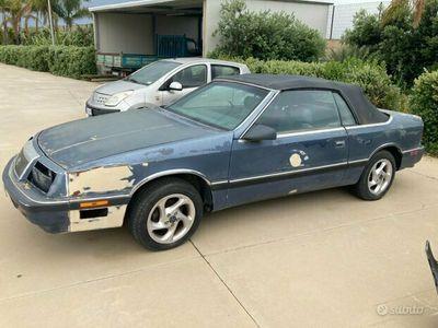 usata Chrysler Le Baron cabrio
