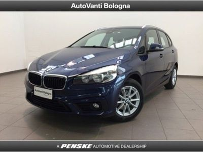 second-hand BMW 218 Active Tourer Serie 2 Active Tourer Serie 2 A.T. (F45) d Advantage