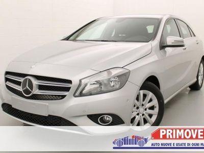 """usata Mercedes A180 (w176) Style St/St,navi,lega 16"""",sensori parcheggi"""