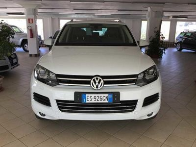 used VW Touareg 3.0 TDI 204 CV tiptronic BlueMotion Techn. Executive del 2013 usata a Cagliari