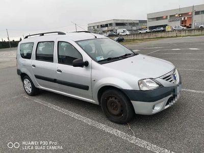usata Dacia Logan MCV 1.6 7 posti Ambiance