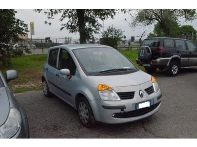 usata Renault Modus 1.5 dci 85cv autovettura non funzionante diesel