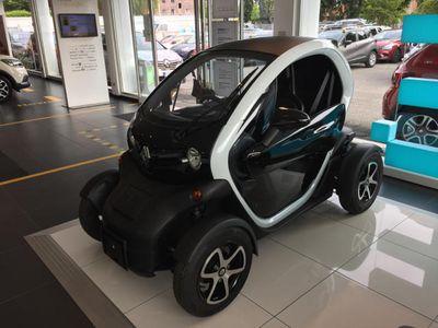used Renault Twizy 80 Intens Black Flex